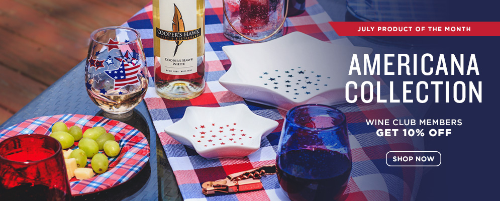 July Product of the Month: Americana Collection