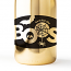 Halloween Etched Wine: Here For The Boos