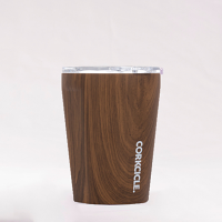 Corkcicle Tumbler Walnut 12oz